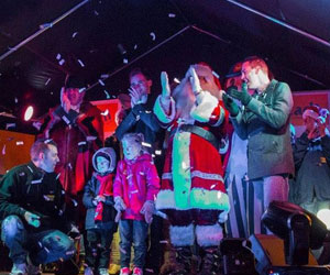 Christmas Light Switch On Events